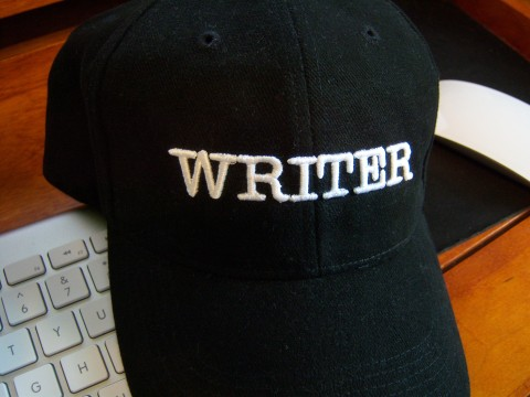 Put on your writer cap.